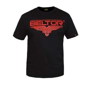 T-shirt Red Logo kolor czarny Beltor®