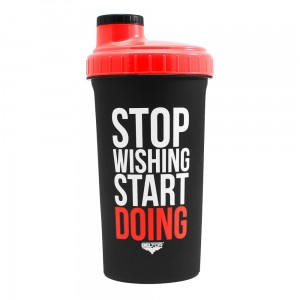 Shaker 700ml Stop wishing start doing - Beltor®