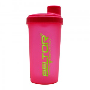 Shaker 700ml Train hard look awesome